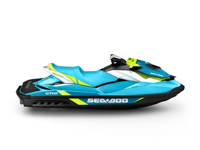 2016 Sea-Doo GTI SE 155 | Midwest Sports Center