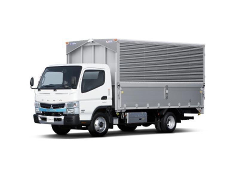 trailers mobile for repair central ottawa truck fuso dealer trailer mitsubishi trucks and