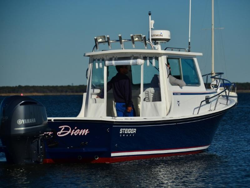 Used steiger craft boats for sale in new jersey near new for Used steiger craft for sale