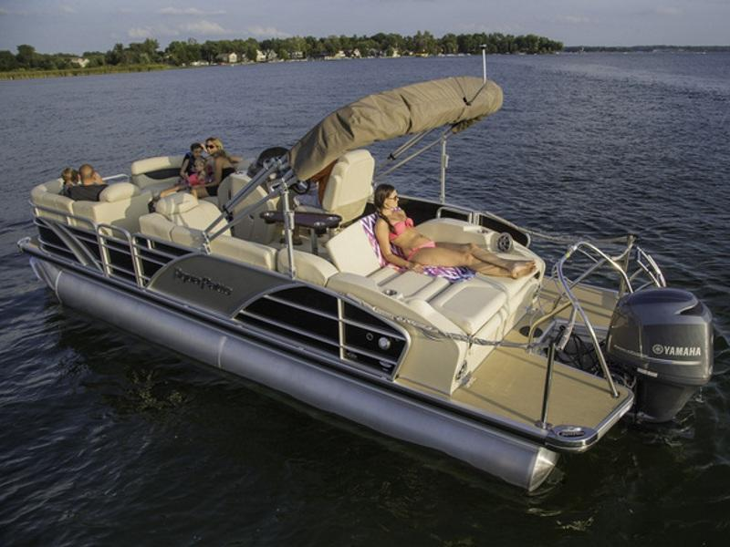 Pontoon boats for sale bayville nj pontoon dealer for Fish for sale near me