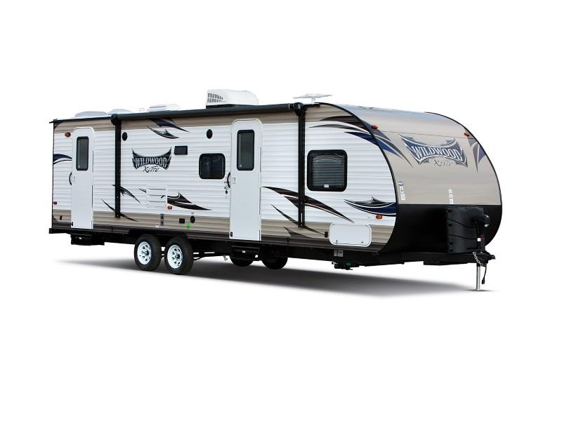 Used Forest River Wildwood X Lite Campers Near Greenville And Anderson SC