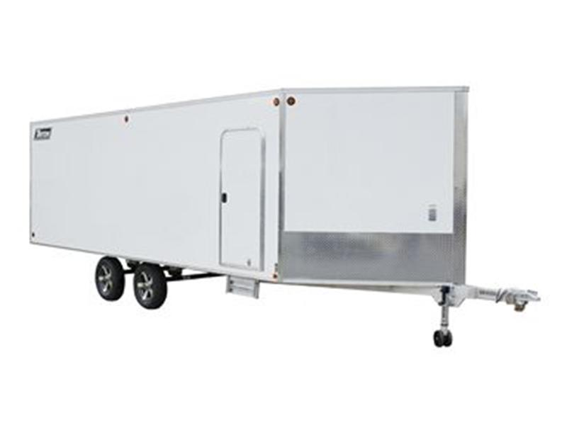 2016 triton trailers xt enclosed 8' wide series