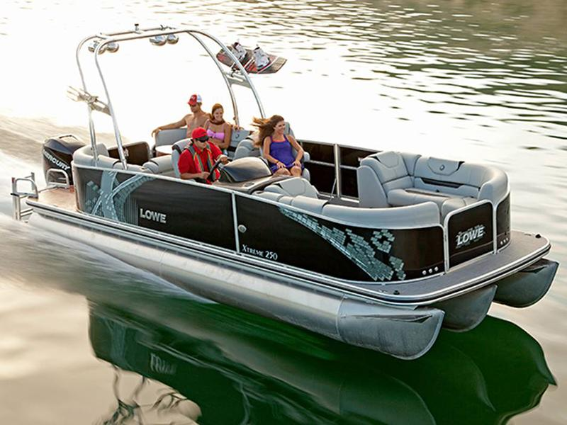 Pre Owned And Used Lowe Pontoons For Sale In Stapleton Near