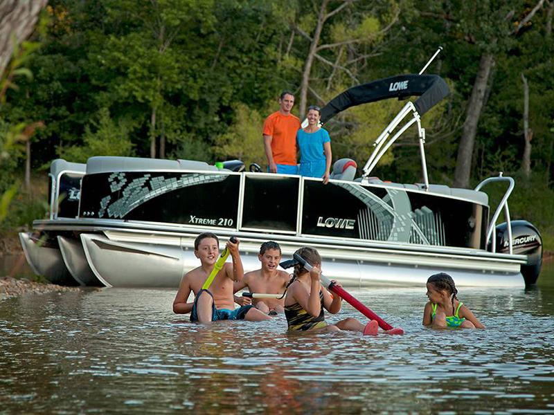 New And Used Lowe Pontoons For Sale In Stapleton Near Theodore