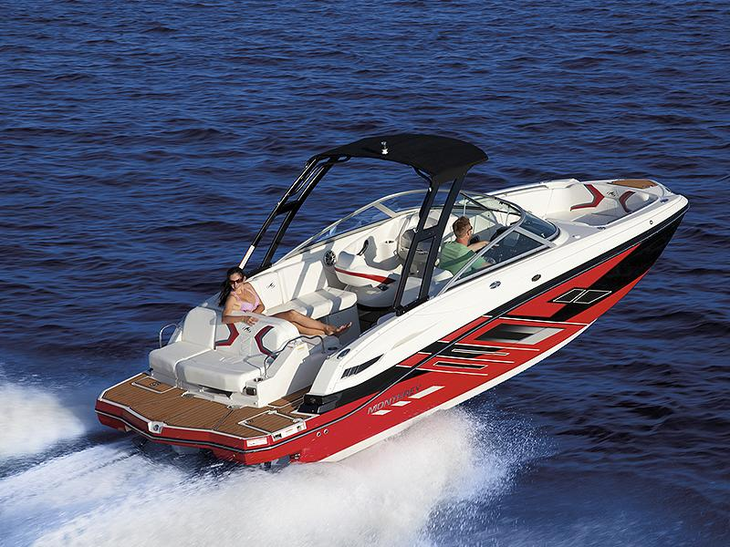 Fish and ski boats for sale near chicago milwaukee wi for Best boat for fishing and family