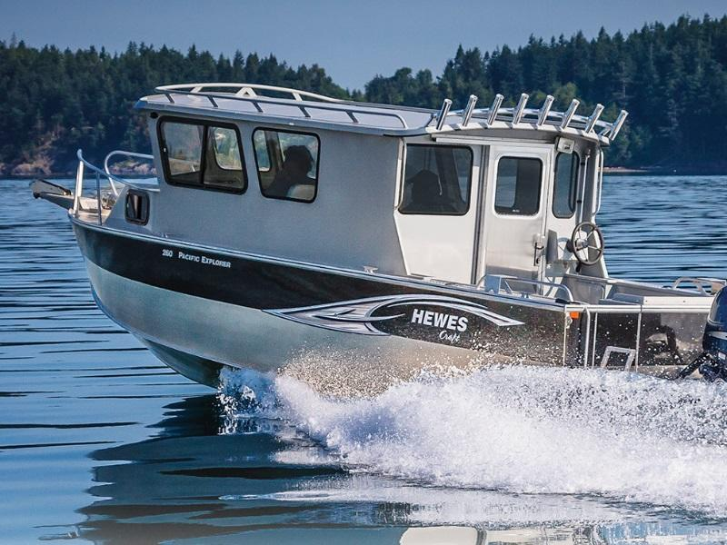 Used Hewescraft Boats >> Pre Owned And Used Hewescraft Boats For Sale In Coos Bay And