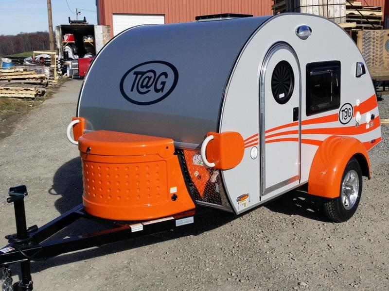 New Teardrop Trailers For Sale Near Santa Cruz Monterey CA