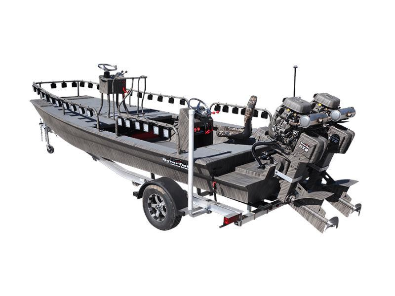 New gator tail boats for sale in stapleton near theodore for Boat motor parts near me
