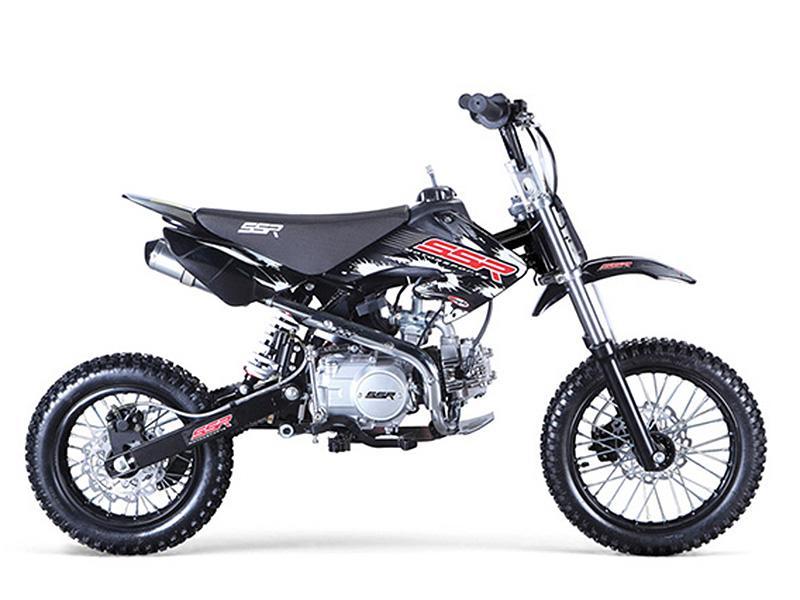 2016 ssr motorsports sr125 stock 103415 lansford for Yamaha crossville tn