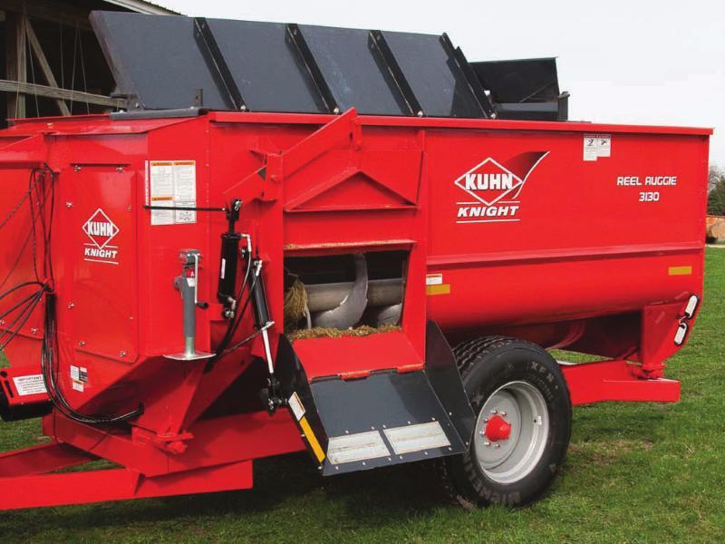 2016 Kuhn Reel TMR mixers | Washington Tractor