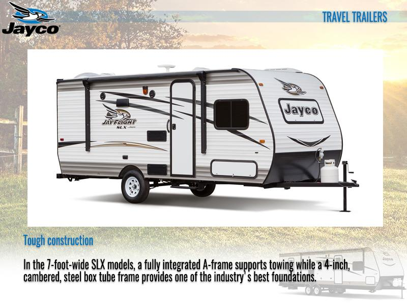 2017 Jayco Jay Flight SLX 174BH | Bryant\'s RV | Dallas Pennsylvania