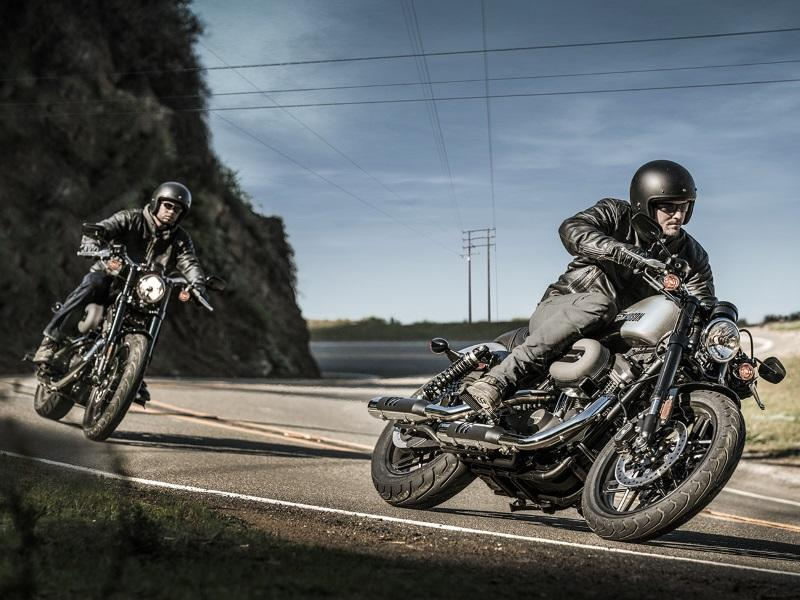 rossiter's harley-davidson® is a motorcycle dealer for new and