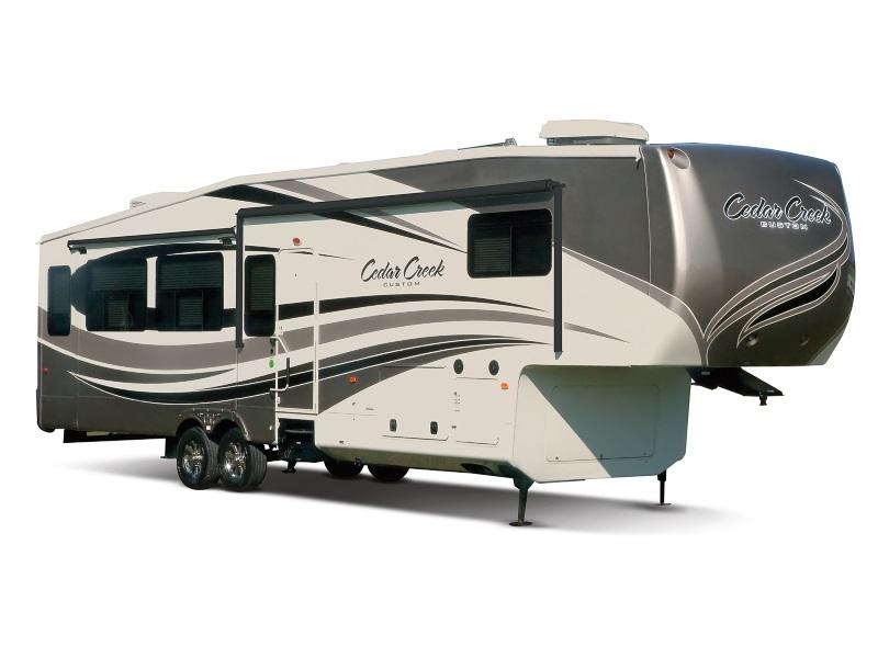 Trailers For Sale Calgary >> Forest River Cedar Creek Travel Trailers Fifth Wheels For Sale In