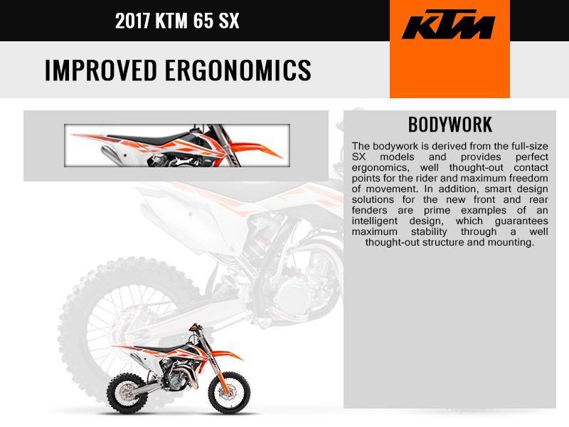 2017 KTM 65 SX | Woodstock KTM | Woodstock Illinois