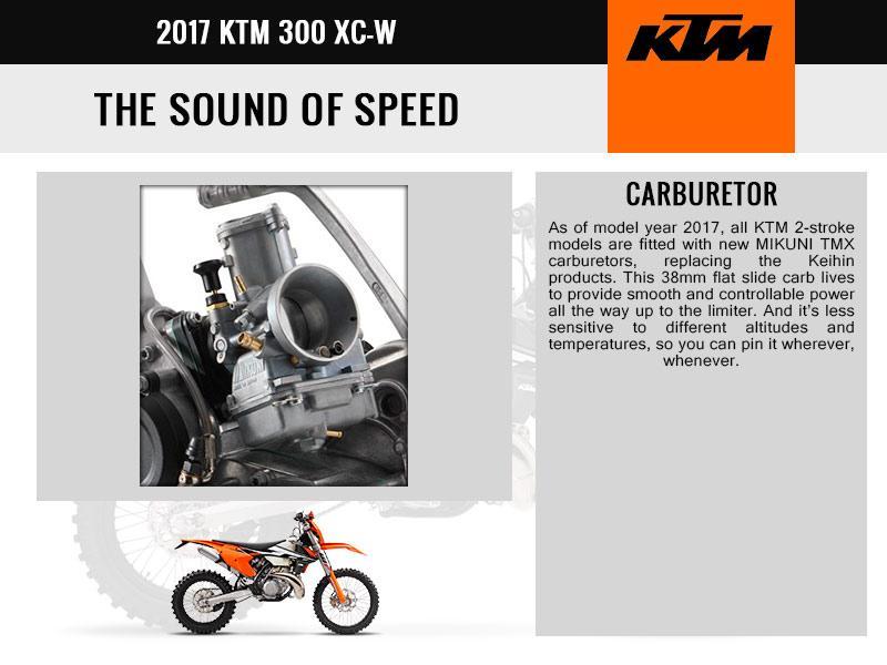 2017 KTM 300 XC-W   Woodstock KTM   Woodstock Illinois