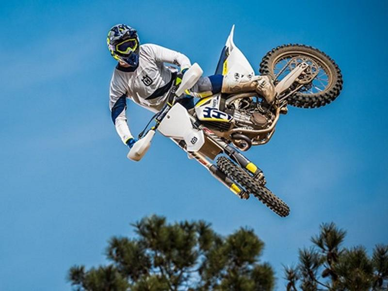 Husqvarna Motorcycles For Sale in Fresno near Modesto and