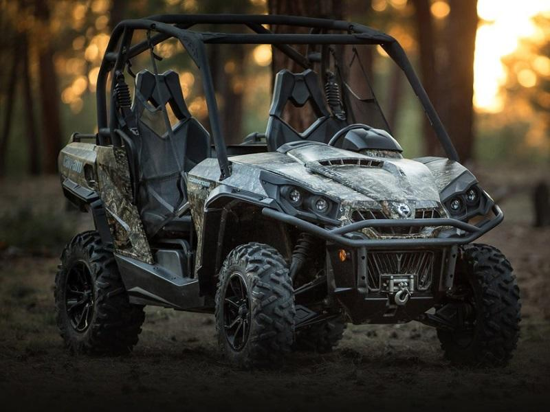Used Can-Am® ATVs, UTVs, & Motorcycles For Sale in Denver