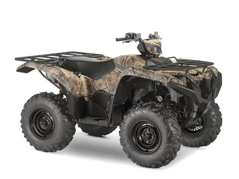 2017 yamaha grizzly eps realtree xtra stock kersting 39 s for Yamaha grizzly 800