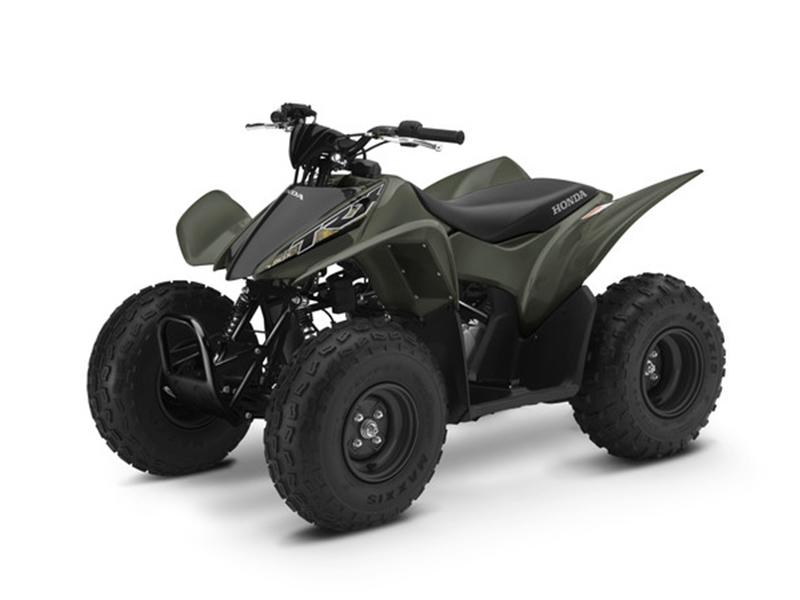 2016 Polaris® Outlaw® 110 EFI Voodoo Blue Near Little Rock, AR