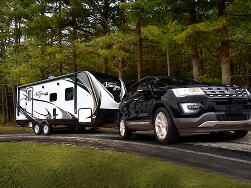 Travel Trailer Leveling   Portland Oregon Washington   B.Young RV ...