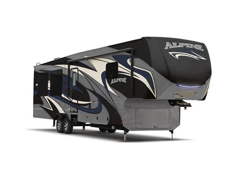 Keystone Alpine Fifth Wheels Articles from Modern Trailer Sales