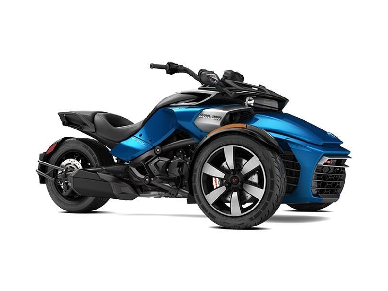 2017 Can-Am® Spyder® F3-S 6-Speed Semi-Automatic (SE6) | RideNow Ocala