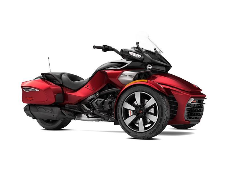 2017 Can-Am® Spyder® F3-T 6-Speed Semi-Automatic (SE6) | RideNow ...