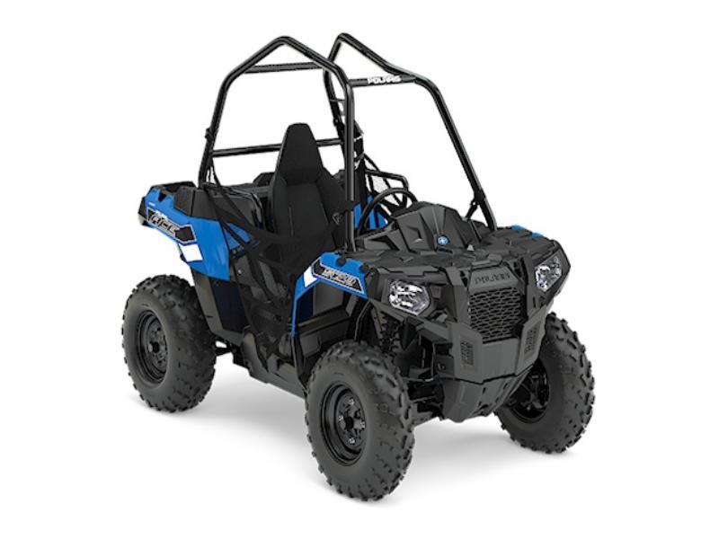 2017 Polaris Ace 570 Velocity Blue Ridenow Craig