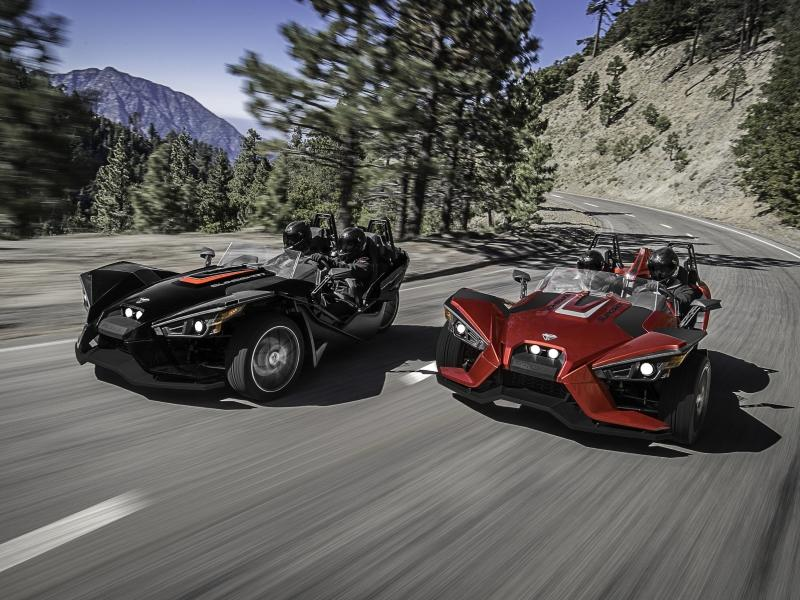 Used And Pre Owned Polaris Slingshot Motorcycles For Sale In