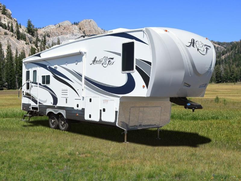Used Northwood Arctic Fox Travel Trailers For Sale In
