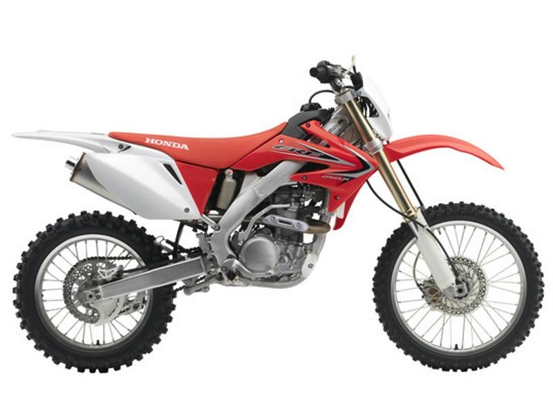 2017 Honda® CRF®125F In Tennessee