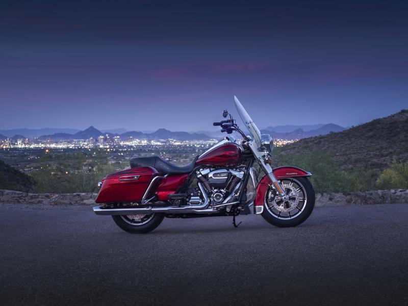Harley-Davidson® Road King® Motorcycles For Sale in Rochelle