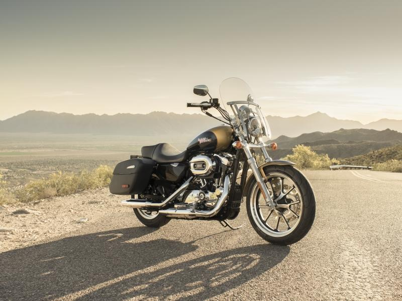 Harley-Davidson® SuperLow® Motorcycles for sale near Spring