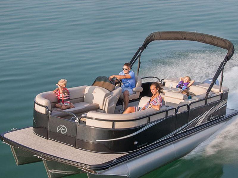 Tritoon For Sale >> Pontoons Tritoon Boats For Sale Near Atlanta Ga Watersports