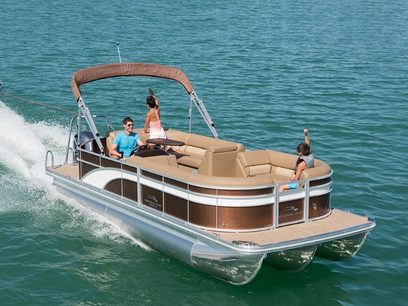 Bennington Boats Pontoons For Sale In The Florida Keys