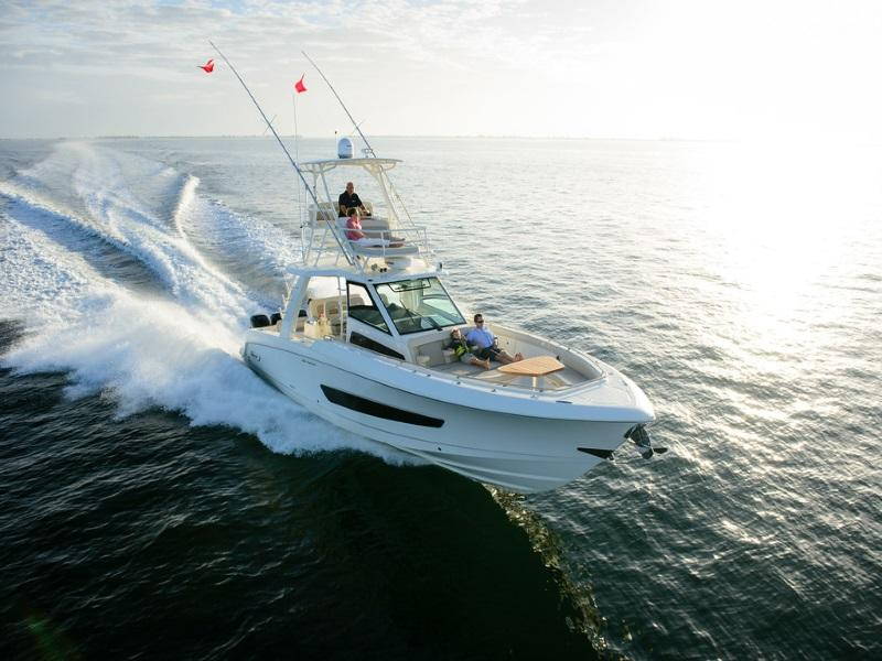 New Boston Whaler 420 Outrage Boats For Sale near Sea Isle