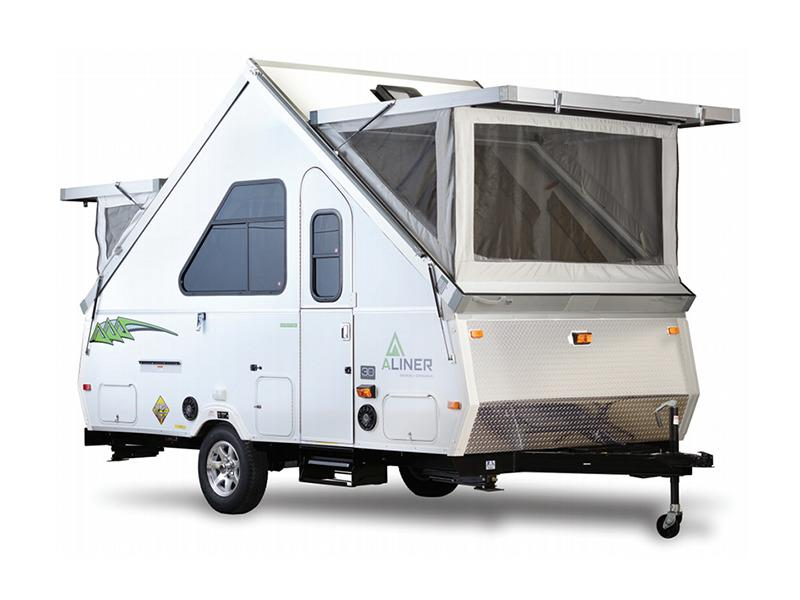 Lightweight Campers For Sale | Charlotte, NC | A-Frame/Pop-Up Campers