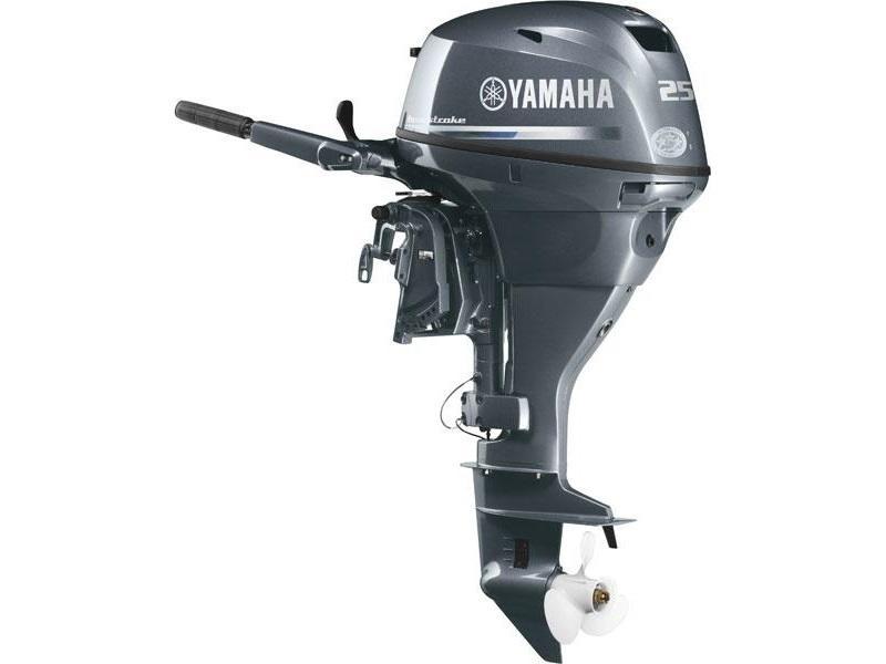 2017 Yamaha Marine F25 | Nixon's Marine Inc