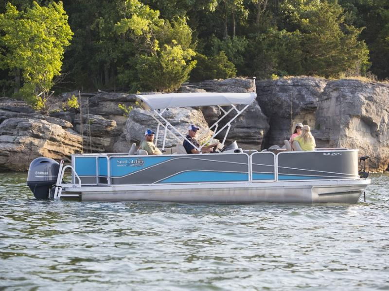 New Suncatcher Pontoon Boats For Sale Near Little Rock Ar Serving