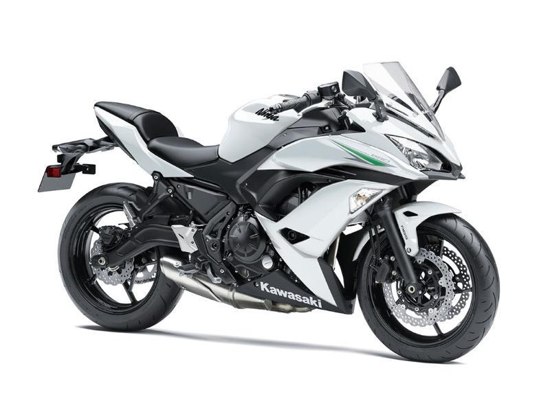 2017 Kawasaki Ninja 650 Abs Hk Powersports