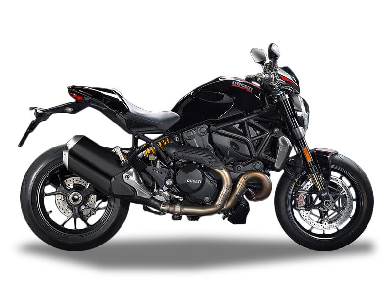 2017 Ducati Monster 1200 R Thrilling Black Stock ...