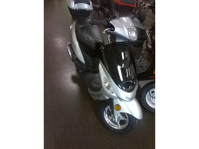 Taotao 50cc Scooter Oil Type