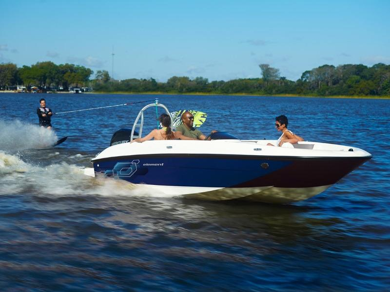 2017 Bayliner Element E18 Stock: | Ed's Marine Superstore
