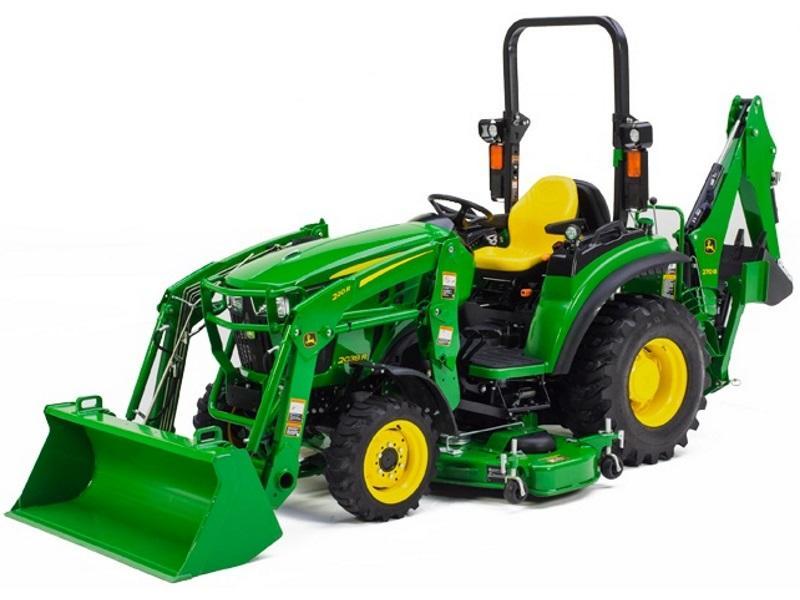 Used Tractors For Sale >> Used John Deere Tractors For Sale Md De Pa John