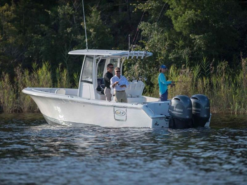 Used Fishing Boats For Sale >> Center Console Boats For Sale Bayville Nj Fishing Boat