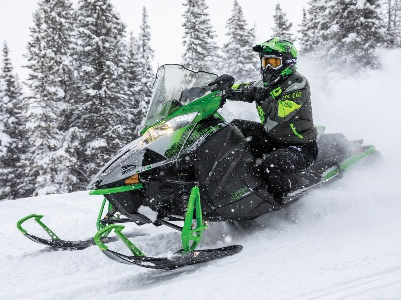 Arctic Cat® Snowmobiles For Sale near Calgary, AB