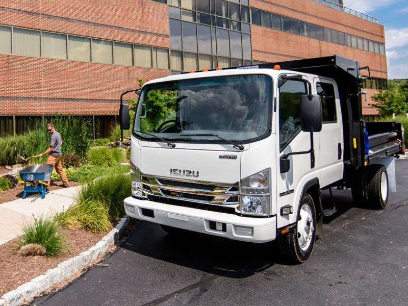2017 Isuzu Trucks NPR Crew Cab In Southern Florida