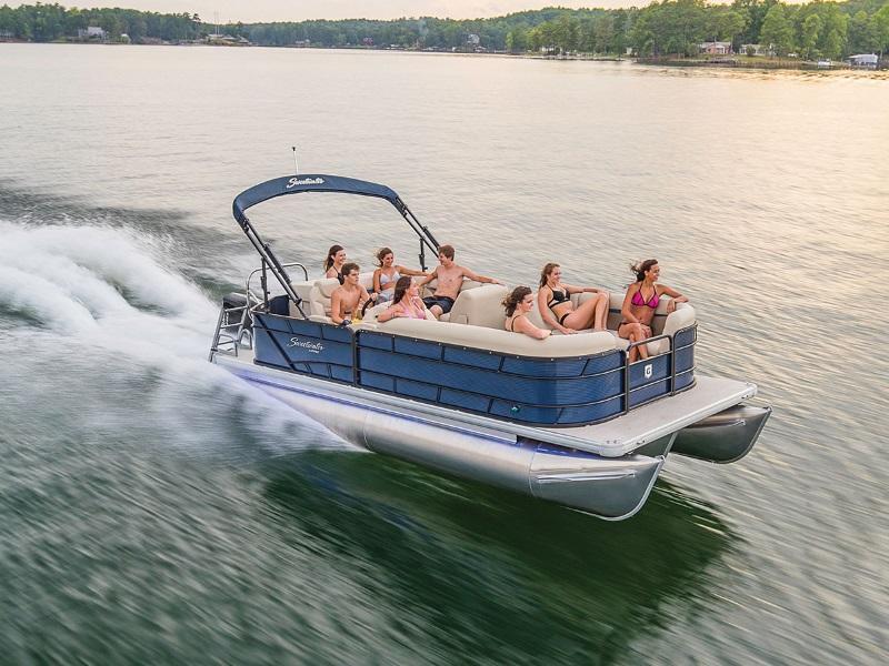 Godfrey Pontoon Boats For Sale in Bayville NJ | Pontoon Dealer