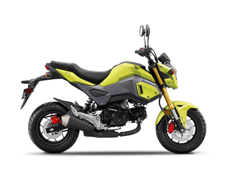 2018 Honda® Grom® Stock: 006613 | Rob\'s Performance Motorsports