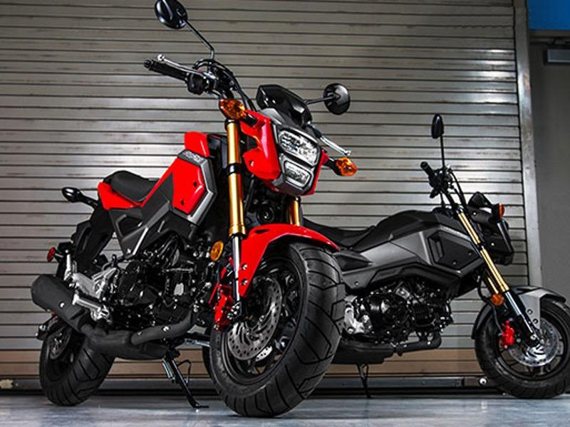 2018 Honda® Grom® For Sale In Oklahoma City, OK